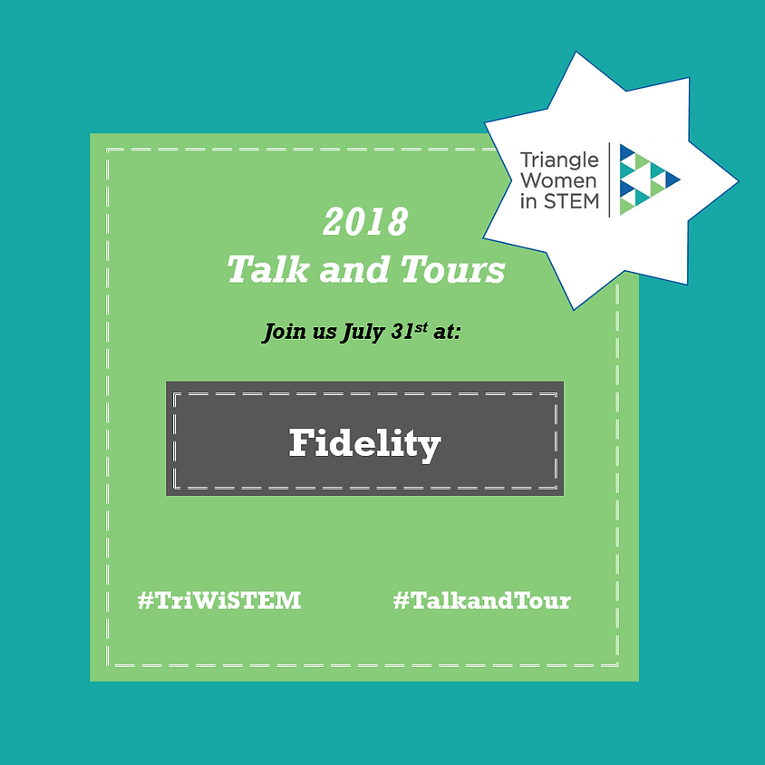 Talk and Tour - Fidelity