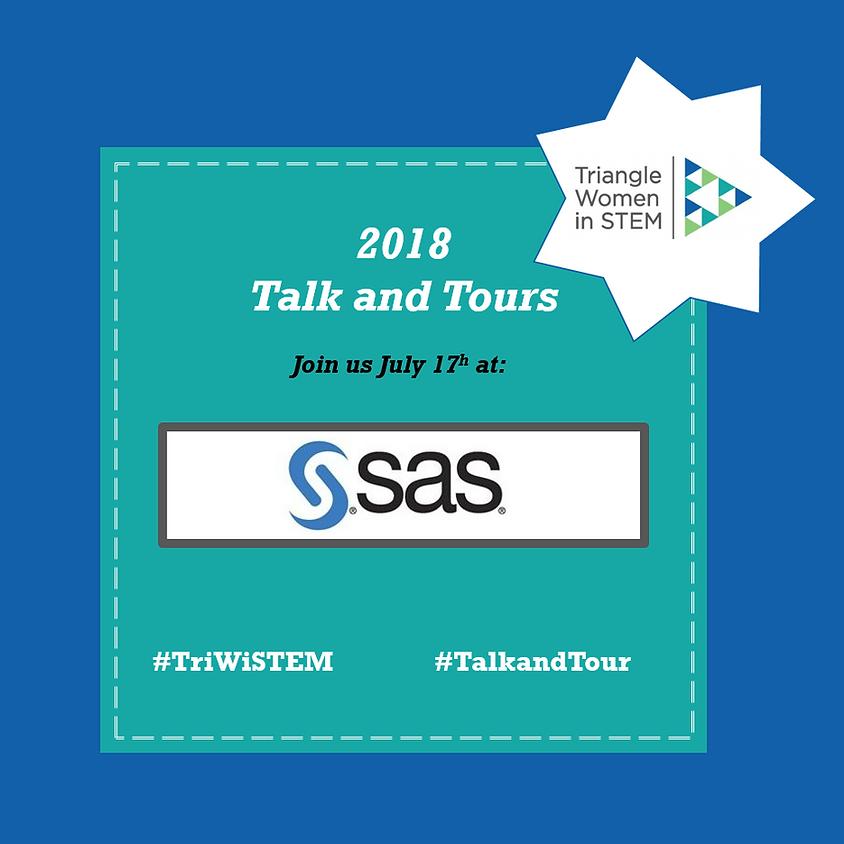 Talk and Tour - SAS