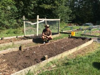 Camilo Parada Rojas, SOUL Garden Plant Pathologist