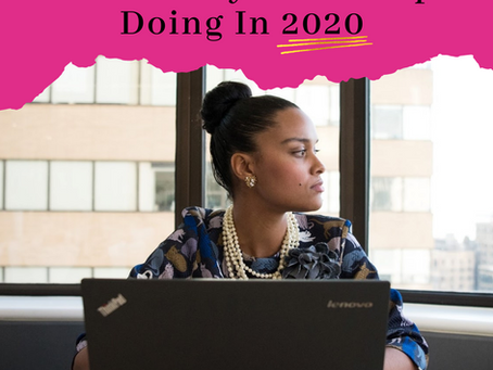 Stop Limiting Yourself! Three Things You Absolutely Must Stop Doing In 2020