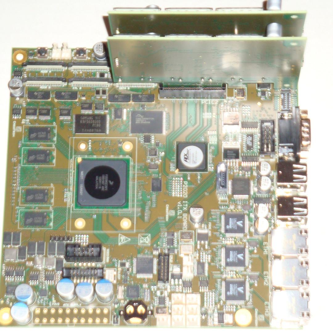 PowerPC mainboard