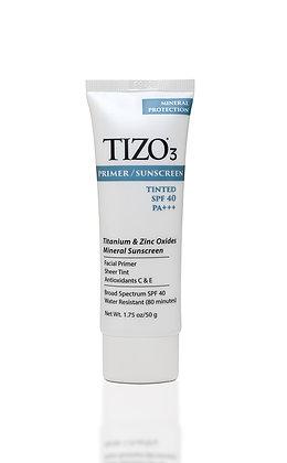 TIZO 3 Facial Tinted SPF 40 Sunscreen