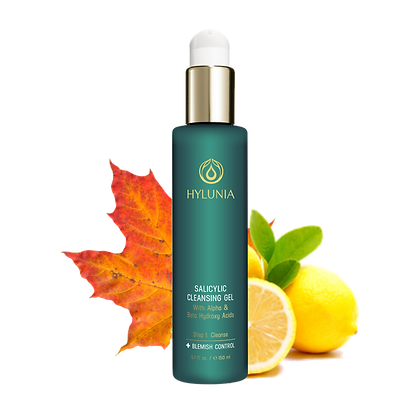 Salicylic Facial Cleansing Gel By Hylunia