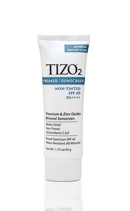 TIZO 2 Facial Non-tinted SPF 40 Sunscreen
