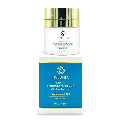Hyaluronic Cream Mask by Hylunia