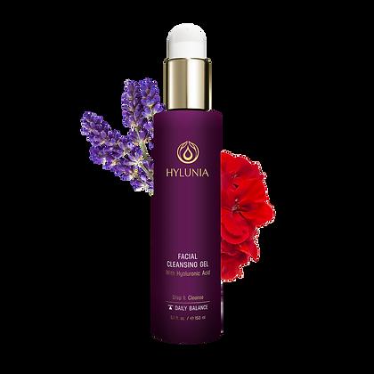 Facial Cleansing Gel by Hylunia