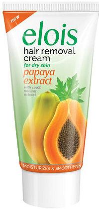 Elois Dry Skin With Papaya Hair Removal Cream