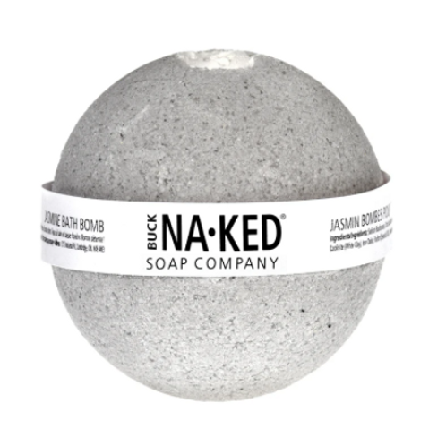 Buck Naked Soap Co. - Jasmine Bath Bomb