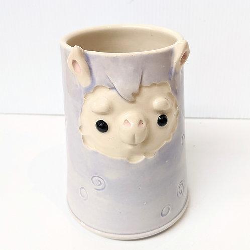 Salty Sea Dog Designs - Llama Mug