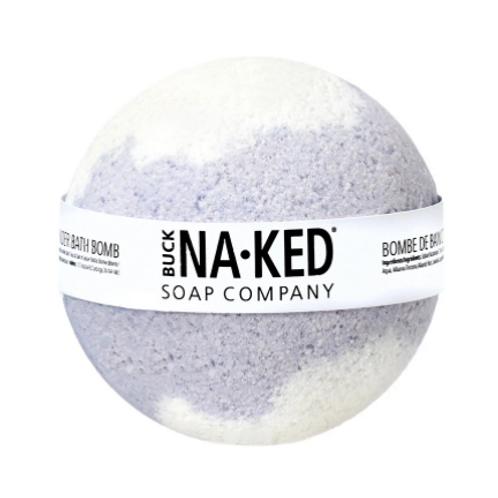 Buck Naked Soap Co. - Lemon & Lavender Bath Bomb