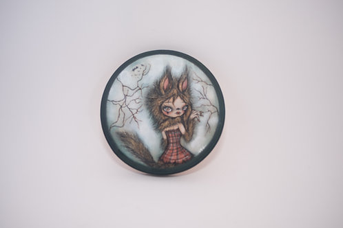 The Poppy Tree - Wolf Girl Original