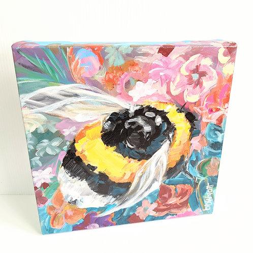 Brandy Wyatt - 'Busy Bee' Painting