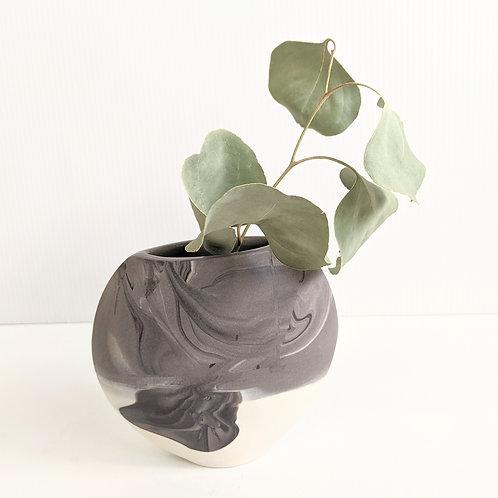 Rachael Kroeker Ceramics - Flat Bud Vase