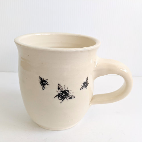 Nancy Blokland Pottery - Bee Mug