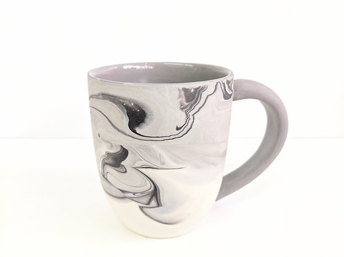 Rachael Kroeker Ceramics - Marbled Mug