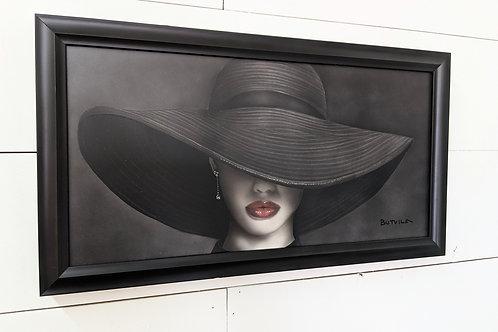 Paul Butvila - Untitled Framed Painting