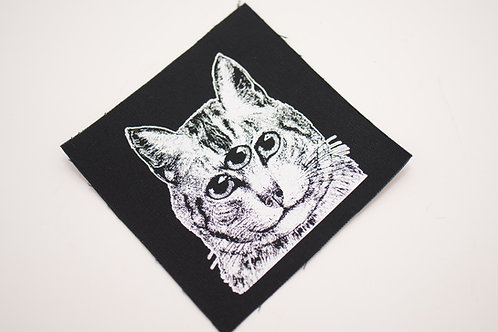 Brutally Beautiful - Three-Eyed Cat Patch