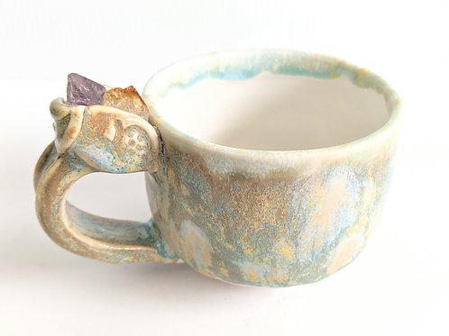 Radical Wondering - Small Crystal Mug