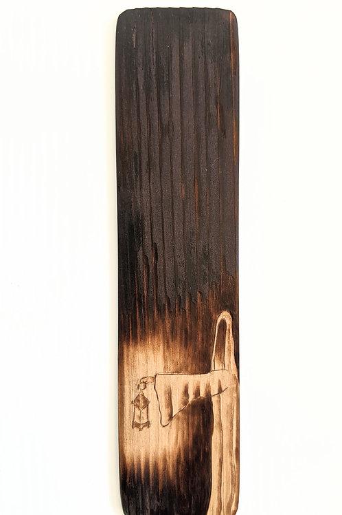 Watson Wood Art - Wooden Spirit Bookmark