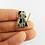 Thumbnail: FoldiT Creations - Enamel Origami Darth Pin