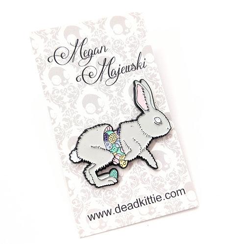Megan Majewski - Easter Bunny Pin