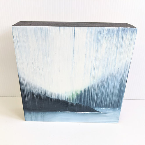 Gabrielle Strong - Untitled Ocean-scape Painting