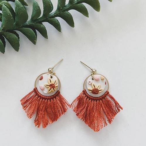 Ember Autumn Co. - Dangly Boho Earrings