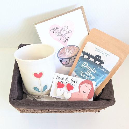 KB Gift Basket - The Lovey Dovey