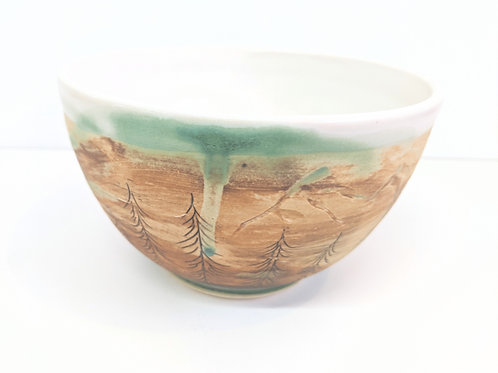 Tiny Cat Pottery - Okanagan Bowl