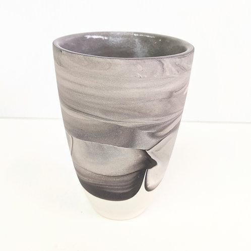 Rachael Kroeker Ceramics - Marbled Tumbler