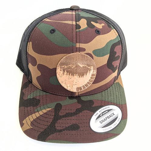 Republic West - Okanagan Snapback Hat