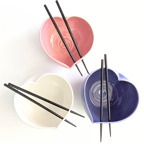 Golem Designs - Heart Noodle Bowl