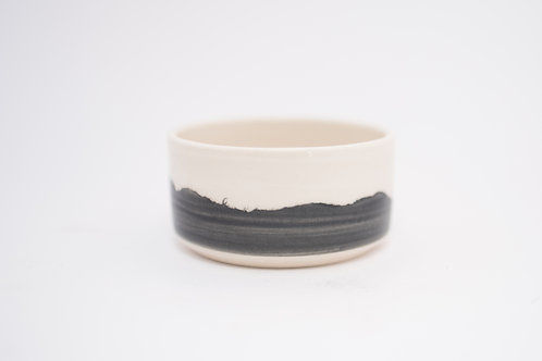 Tiny Cat Pottery - 'Cascades' Dip Bowl