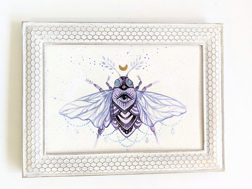 Phresha - Mixed Media Insect