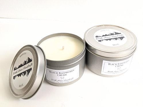 North Arrow Handcrafts - Black Raspberry Creme Candle