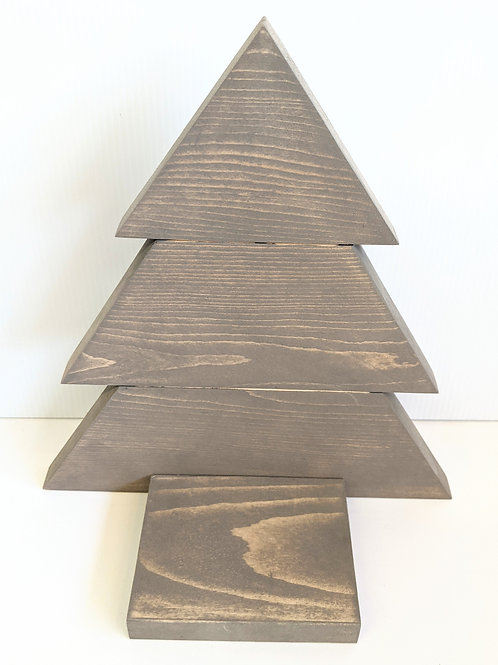 Lumana Woodworks - Tree Candle Holder