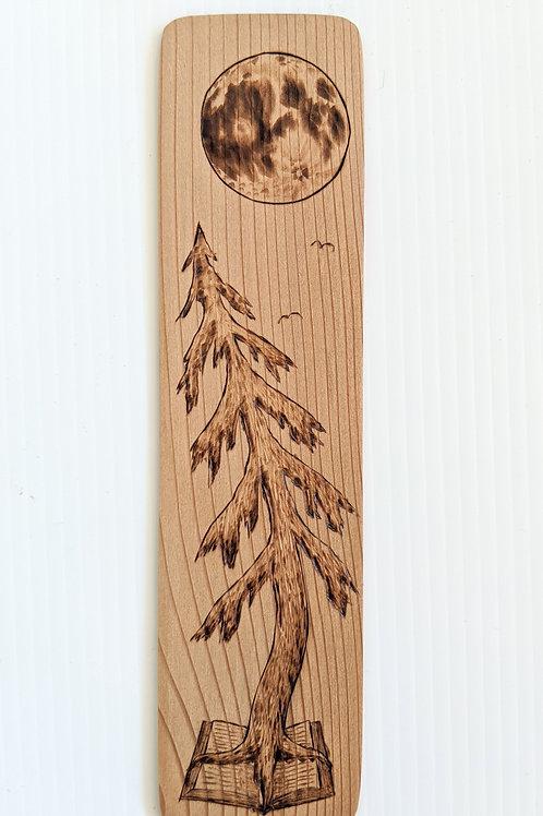 Watson Wood Art - Wooden Tree Bookmark