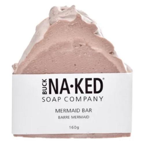 Buck Naked Soap Co. - Mermaid Shampoo Bar