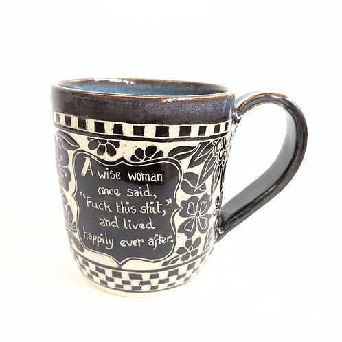 Paulina Beads - Wise Woman Mug