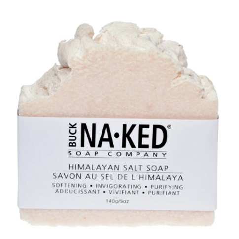 Buck Naked Soap Co. - Himalayan Salt Soap