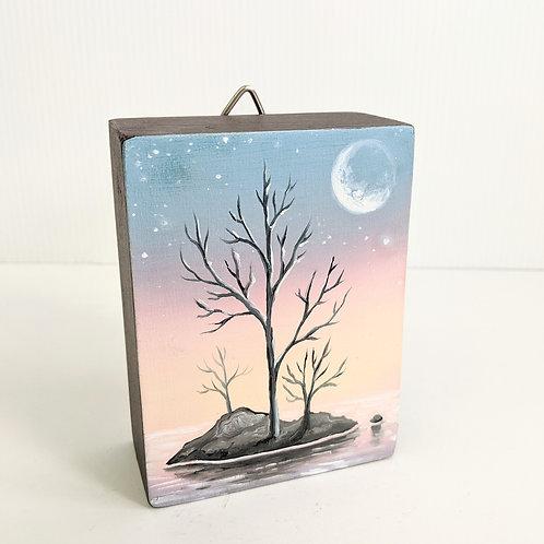 Jolene Mackie - Mini Landscape Painting