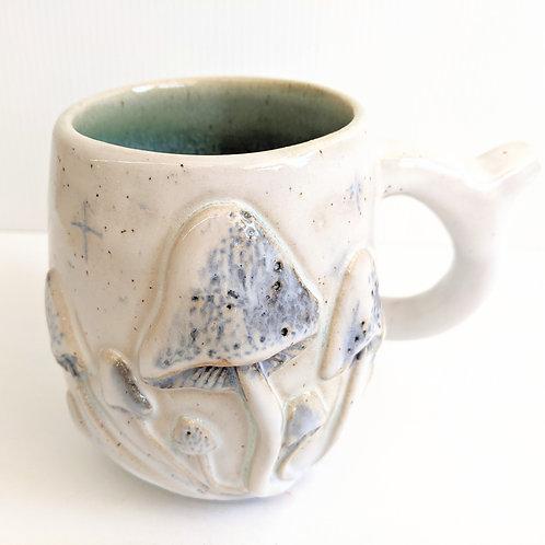 Sarah Anne Faith - Mushroom Pipe Mug