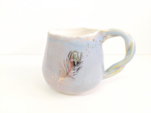 Radical Wondering - Golden Feather Mug