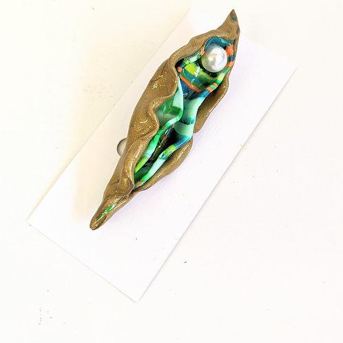 Rare Bird - Vulva Pin