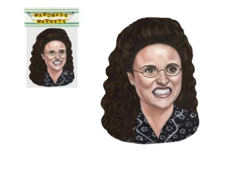 Andrea Hooge - Elaine Magnet