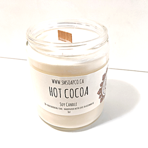 SM Soap Co. - Hot Cocoa Soy Candle