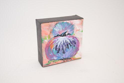 Rare Bird Art - Mini Bird Painting