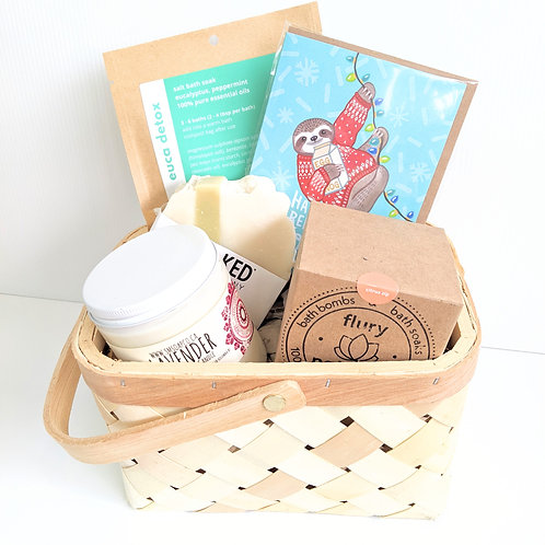 KB Gift Basket #1 - For the Relaxation Lover