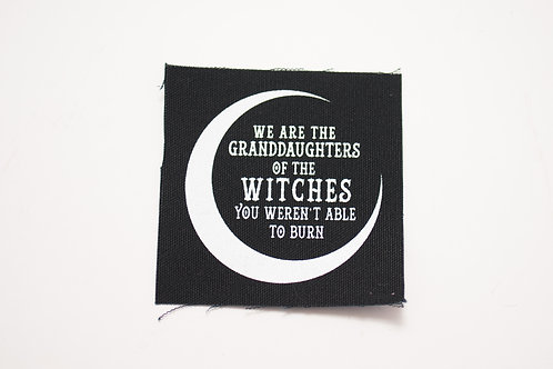 "Brutally Beautiful - ""We Are The Granddaughters"" Patch"