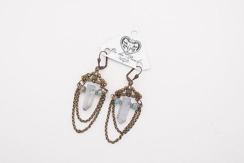 Phresha - Chandelier Earrings